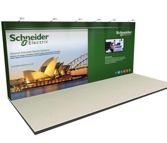 Fabric Exhibition Stand Zones : Exhibition stands uk exhibition backdrop backwall